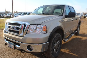 2008 Ford F150 Crew Cab 4x4  - 2 Owners