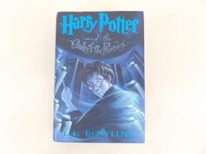 "TRUE First Edition, First Printing, ""Harry Potter and the Order of the Phoenix"""