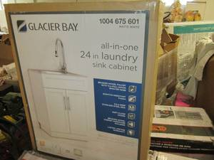"Glacier Bay All In One 24"" Laundry ..."