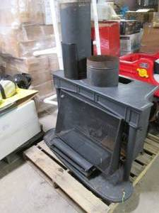 Large Fireplace Stove (W)...