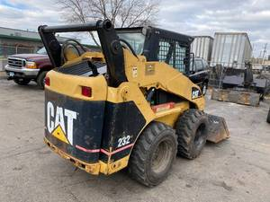 2003 Caterpillar 232 Skid Steer Low Hours