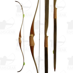 "Shawnee 60"" Stalker Recurve Bow + Accessories"