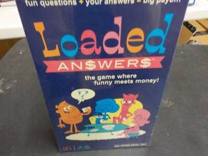 Loaded Answers Game...