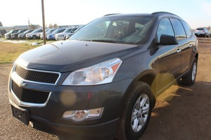 2010 Chevrolet Traverse LS -2 Owners