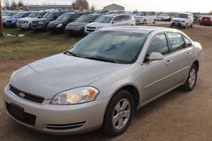 2008 Chevrolet Impala LT - 2 Owners