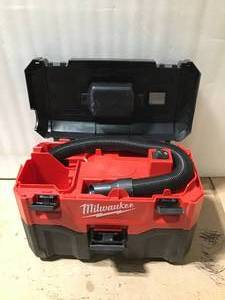 M18 18-Volt 2 Gal. Lithium-Ion Cordless Wet/Dry Vacuum (Tool-Only) in good condition