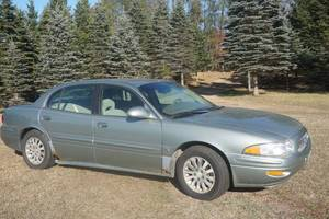 2005 Buick Le Sabre Custom 4 Door Sedan