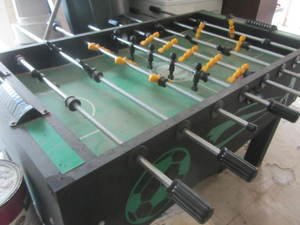 Foosball table, Goodtime Novelty Co...