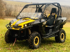 2011 Can-Am Commander-X UTV --- NO RESERVE!