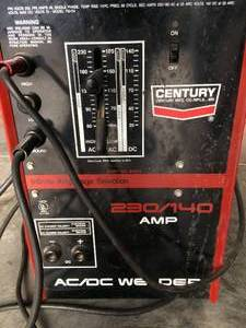 Century 230/140 Amp Welder Plus