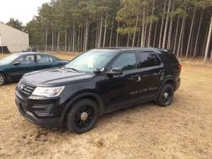 2016 Ford Explorer AWD - Police Interceptor - #1