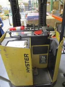 Hyster Reach Lift