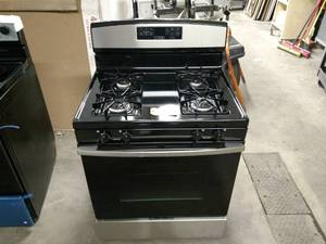Ikea Model IGR660GSO Gas Range...