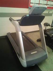 PRECOR  Treadmill, Commercial Quality. On board computer!
