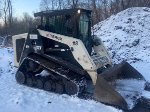 Terex R265T All-Terrain Skid-Loader