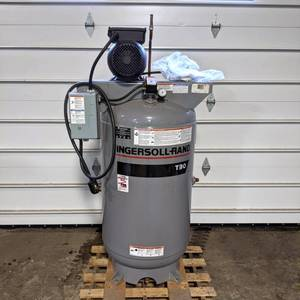 Ingersoll T30 Compressor Tank and Motor Model 2475N5
