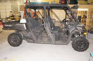 Can-Am Defender XT HD10 Side by Side Utility Vehicle
