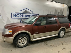 2008 Ford Expedition EL 4x4 -No Reserve-