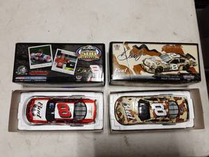 1-Action Racing & 1-Driver Select Dale Earnhardt Jr. Collector Cars