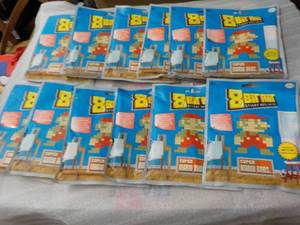 12 packages 8 Bit Art Super Mario B...