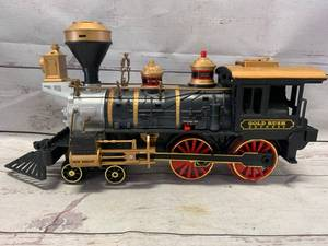 1986 New Bright Gold Rush Express Train Engine