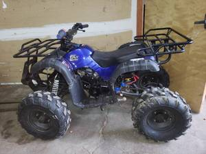 Coolster 125cc ATV 3125XR8-S