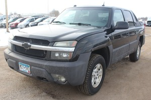 2004 Chevrolet Avalanche 1500 4x4 - One Owner -