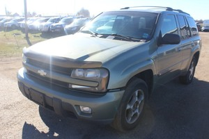 2004 Chevrolet Trailblazer LS 4x4
