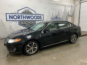 2009 Lincoln MKS AWD -No Reserve-