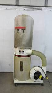 Jet 1100 CFM Dust Collector