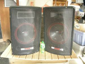 Pair Gen Sound New York Speakers