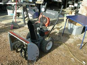 MTD Yard Machines Gold Series Snowblower