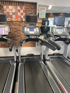 Life Fitness Elevation inspire Commercial Treadmill
