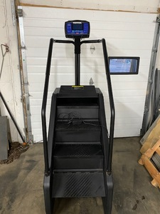 Stairmaster PT 7000 Stepmill.  Commercial unit C40 console.