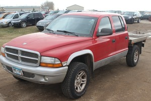 2004 Dodge Dakota 4x4  - ONE OWNER -