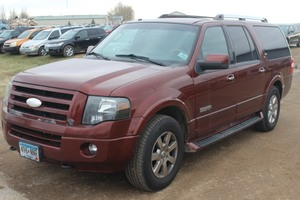 2007 Ford Expedition 4x4 - 2 OWNER -