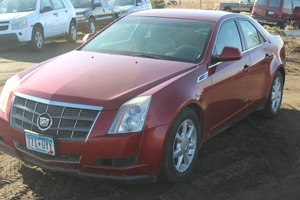 2008 Cadillac CTS - ALL WHEEL DRIVE -