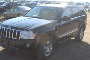 2005 Jeep Grand Cherokee Limited 4X4 5.7L HEMI  (IT'S GOT A HEMI!!)