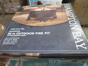 "{2C} 26"" Outdoor Fire Pit..."