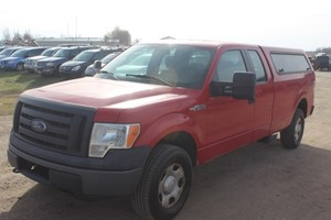 2009 Ford F150 XL 4x4 - 1 Owner - 8ft Long Box