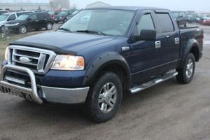 2007 Ford F150 XLT - 2 Owners -