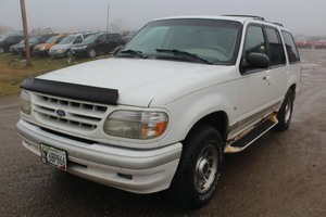 1998 Ford Explorer Limited 4x4 - 2 Owners -