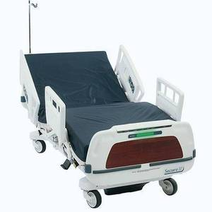 WOW RARE AVAILABILITY! Stryker Power (Raises Head/Back & Knee + Up & Down) Hospital or In-Home Patient Care Bed 500lb Cap. W/Scale & Bed-Exit Alarm -Plugs Into Regular Light Socket W/High Quality Pre-owned Mattress -Great Working Condition!
