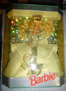 1992 Holiday Barbie New in box, nev...
