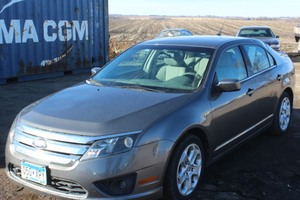 2011 Ford Fusion SE - One Owner -