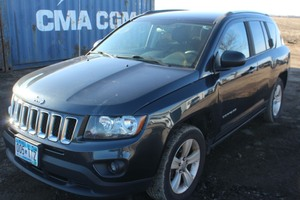 2014 Jeep Compass Sport 4x4 - 2 Owners -