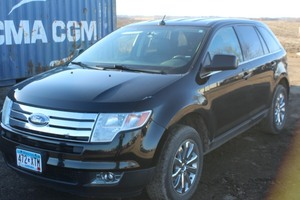 2008 Ford Edge Limited AWD - 2 Owners -