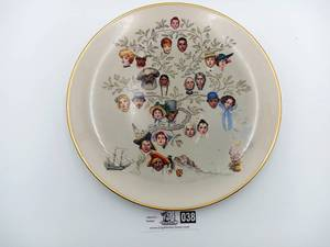 "Norman Rockwell - ""A Family Tree""-Limited Edition (Valued @ $75)"