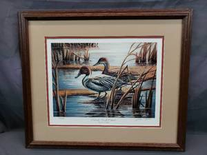 Pekarek Slough Pintails by John C. Green, 81/250