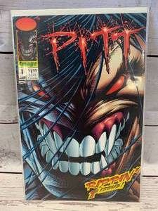 Pitt Comic Book Issue #1 (a 9.8 sold for $70 on Ebay)